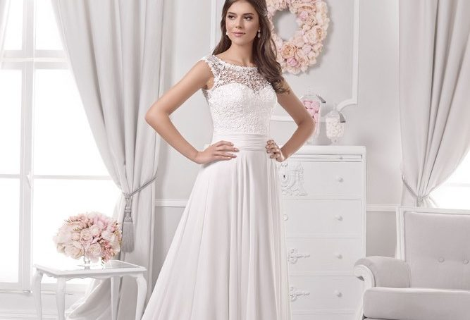 Suknia ślubna dla nowoczesnej panny młodej