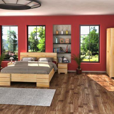 Meble drewniane w naszych sypialniach