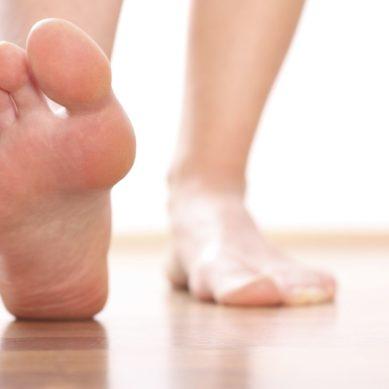 Jak dbać o stopy?