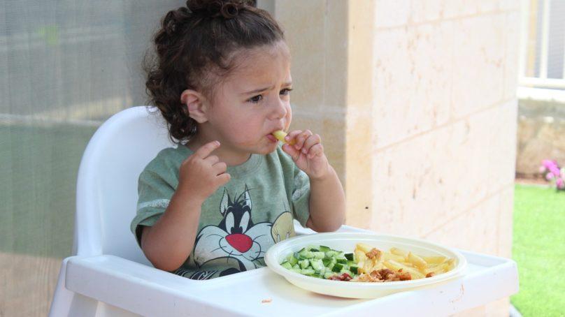 Ekologiczna żywność w diecie dziecka