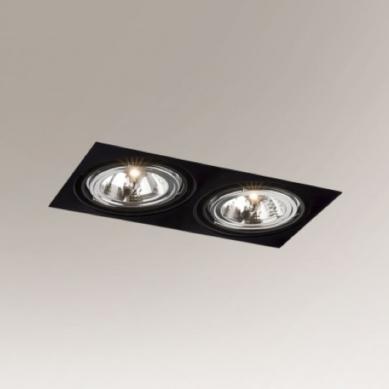 Lampy wpuszczane w sufit jako połączenie klasyki i nowoczesności!