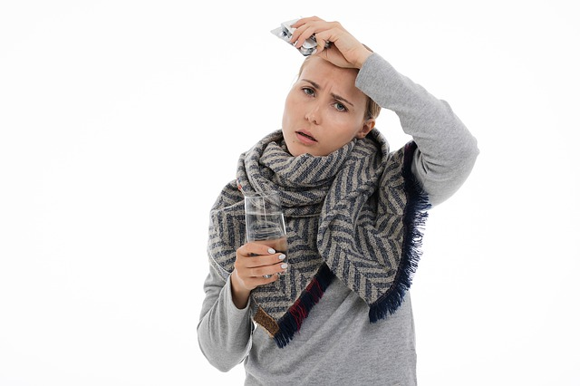 Co zrobić gdy dopada nas grypa?