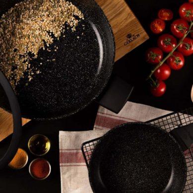 Patelnia, garnki i noże – niezbędne wyposażenie kuchni