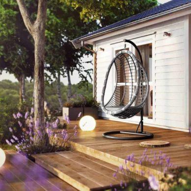 Funkcjonalne bujawki ogrodowe na tarasach czy balkonach